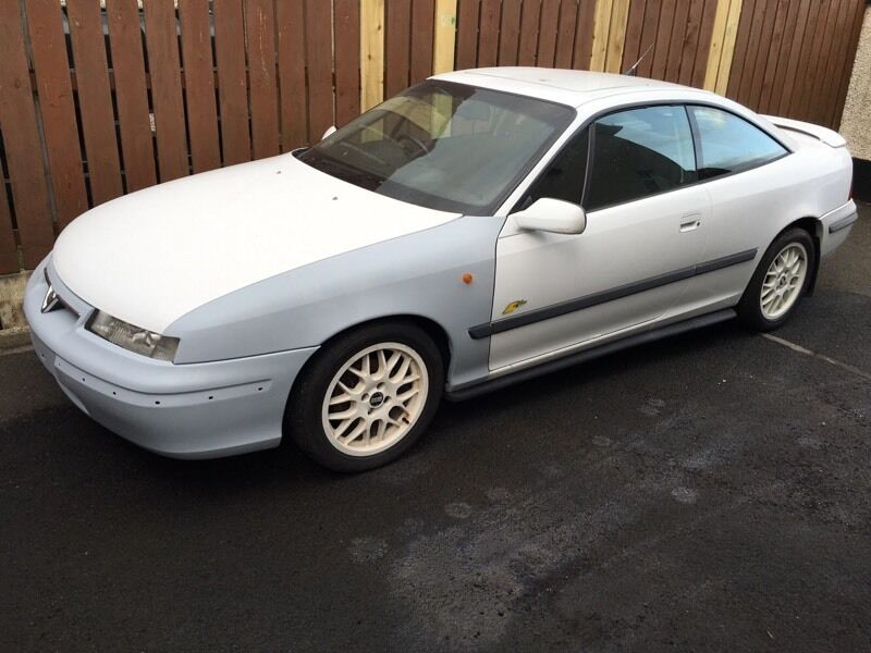 vauxhall calibra dtm in ballymoney county antrim gumtree. Black Bedroom Furniture Sets. Home Design Ideas