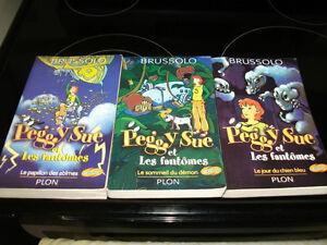 Livres de l'univers de Peggy Sue