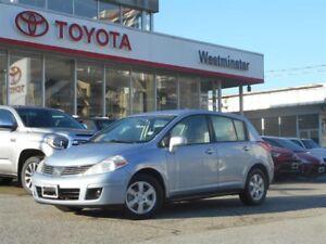 2009 Nissan Versa SL 5 Door Hatchabck
