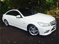 2011 Mercedes-Benz E Class 2.1 E250 CDI BlueEFFICIENCY Sport Coupe 2dr