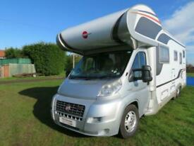 Burstner Argos 747-2 6 berth/belts large garage **DEPOSIT TAKEN**