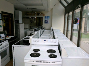 NEW CONDITION REFURBISHED APPLIANCES ON SALE!!!