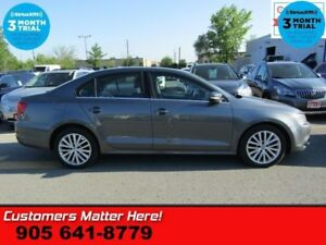 2012 Volkswagen Jetta 2.0 TDI Highline  DIESEL MANUAL ROOF POWER