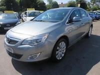 2012 Vauxhall Astra 2.0 CDTi ecoFLEX 16v Elite 5dr (start/stop)