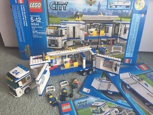 LEGO CITY - Mobile police unit, Prisoner transp, High speed