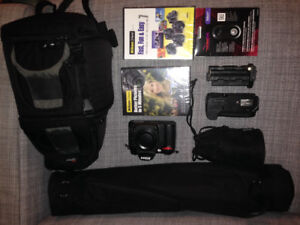 Nikon D7000 and accessories