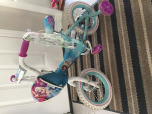 Bike 12 inch Disney Frozen 2-4 years old