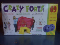 Crazy Forts Toy