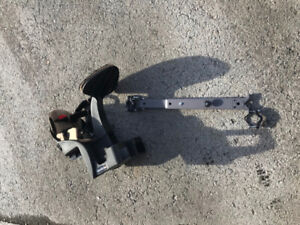 We ride child bicycle carrier
