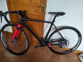 Carbon Vitus cyclo cross bike