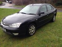 2006 FORD MONDEO TDCI