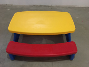 Little Tikes Table