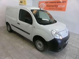 2012 Renault Kangoo 1.5dCi ML19 dCi 75 ***BUY FOR ONLY £24 PER WEEK***