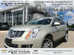 2013 Cadillac SRX Premium Collection  - Navigation
