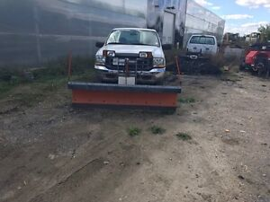 """Ford F-250 with 8"""" Arctic plow  Windsor Region Ontario image 1"""