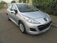 2010 PEUGEOT 207 1.4 VTI 95 S MANUAL PETROL 5 DOOR HATCHBACK