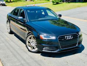 2013 Audi A4 Premium Plus S-Line Pristine condition