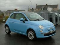 2012 Fiat 500 1.2 Lounge 3dr (start/stop)