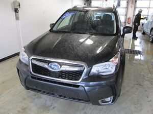 Subaru Forester XT LIMITED EYESIGHT 2014