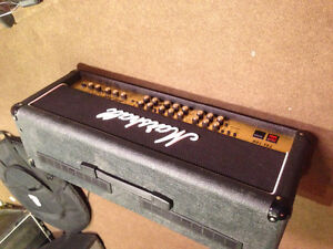 Marshall JCM 2000 TSL 100 amp head