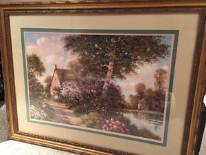 Beautiful Bombay Company Framed Print