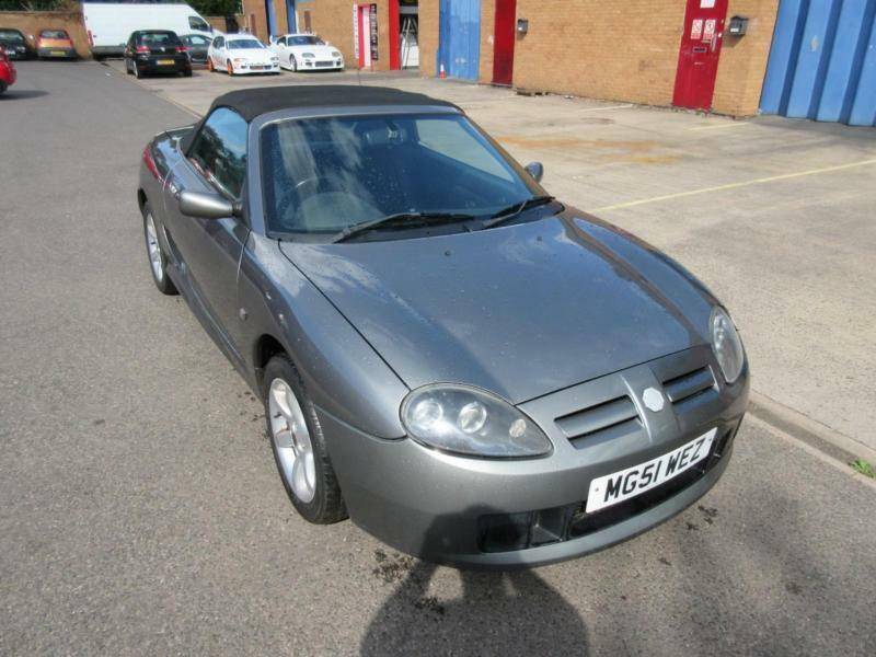 2002 MG TF 1.8 135 Manual in Gey