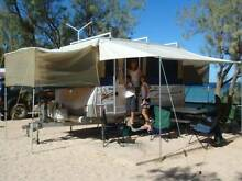 JAYCO SWAN OUTBACK CAMPER TRAILER Mindarie Wanneroo Area Preview