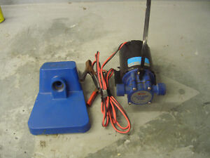 Little Giant 12 Volt Pump