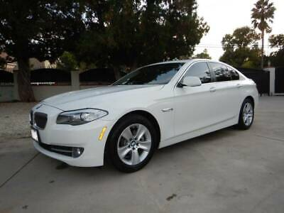2013 BMW 5 Series 528i 4dr Sedan 2013 BMW 5 Series 528i 4dr Sedan Automatic 8-Speed RWD I4 2.0L Turbocharger