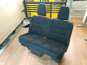 Brand new Dodge Grand Caravan middle row bench seats