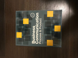 Business Communications Process and Product 6th edition LIKE NEW