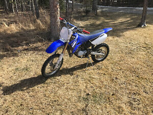 YZ 85 2012 two stroke excellent condition!