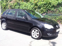 Volkswagen Polo 1.4 ( 80PS ) 2008MY Match