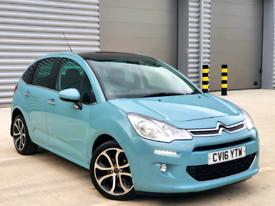 image for Citroen C3 Platinum s/s 1.2 Automatic 5 door Petrol