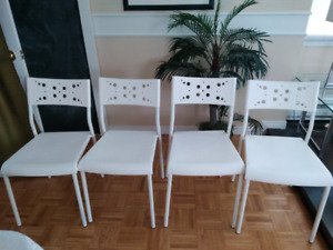 Need extra chairs for family gatherings?