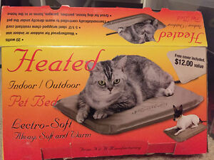 K& H Lectro-Soft Heated Indoor/Outdoor pet bed