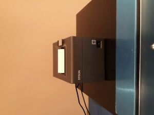 Epson Barcode and Label Printer
