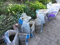 Good quality bagged topsoil