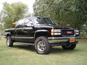 98-00 Gmc or Chevrolet crew cab