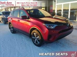 2018 Toyota RAV4 AWD LE  - Certified - Heated Seats - $198.00 B/