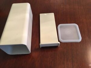 Vintage Tupperware cheese holder and storage container