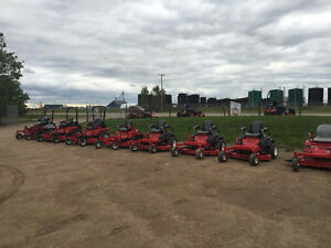 Country Clipper Zero Turn Mowers