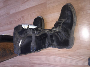Size 14 Thor bolts ridding boots