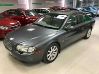 2003 Volvo S80 2.9 Geartronic 2003MY SE - 1 Keeper - 17 Stamp - 3 Keys