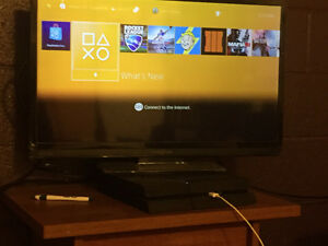 Perfect Condition PS4 With 10 Great Games