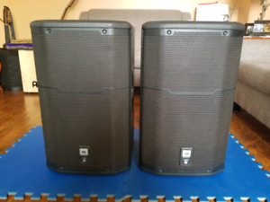 Speakers JBL (Active) used/great condition
