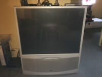 RCA 54 inch projector T.V