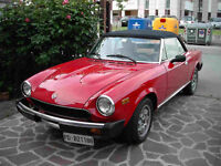 Looking for Windshield frame for 1974 Fiat Spider