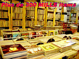 ♫►VINYLS♫COLLECTION*RECORDS♥45-78 RPM♥TOURS*MUSIC