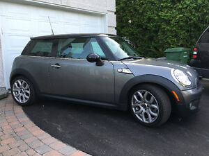 Mini Cooper S 2010 impeccable